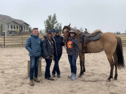 An Individualized Path to Healing Through Equine Therapy