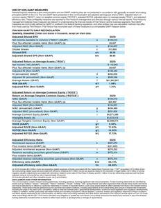 FTB-19-1039 First Horizon 3Q19 Earnings Infographic2