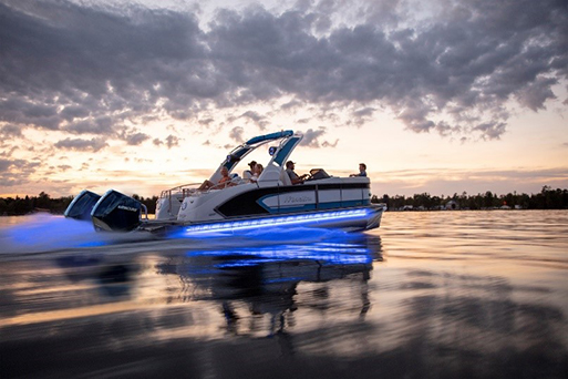 SUNNY WITH A 100% CHANCE OF FUN: MANITOU INTRODUCES 2021 LINEUP OF PONTOONS