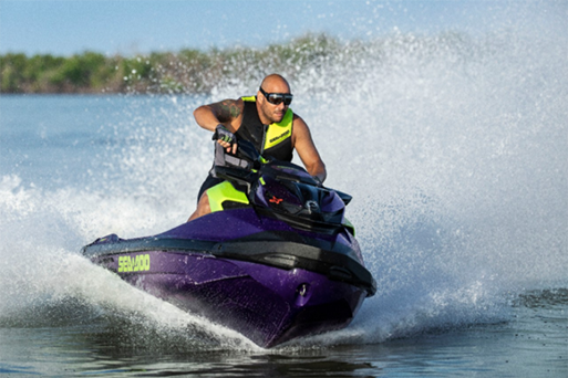 Oh Yes, It's That Fast: The All-New 2021 Sea-Doo RXP-X 300 Takes Personal Watercraft Performance to Another Level