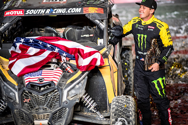 Can-Am Completed Record-Breaking Racing Year in 2020