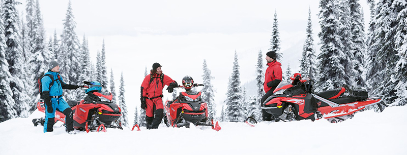 Built for advanced riders, the Lynx brand of snowmobiles brings Nordic sledding heritage and an entirely new and exhilarating riding style to North America.