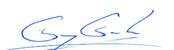 Gary Gensler Signature